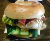 九州のベーグルと北欧のパン