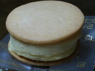 ベイクドチーズサンド